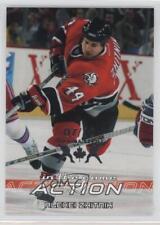 2003 In the Game Action Spring Expo 17 Alexei Zhitnik Buffalo Sabres Hockey Card
