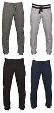 pantaloni tuta bambino bambina cotone felpato alta qualità con tasche elastico