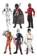 Licenza ufficiale Star Wars Kids Costume Vestito Pellicola TV libro settimana