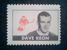 DAVE KEON  '69-70 O-PEE-CHEE STAMP