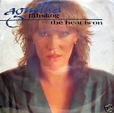 "Agnetha Faltskog - the heat is on/man 45"""