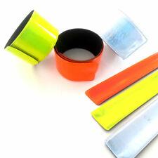 Snap-Armband Schnapparmband reflektierend Armband Sicherheitsarmband Schulweg