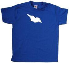 Georgia Outline Kids T-Shirt