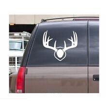 Antler decal sticker gun bow deer hunting hunt hoyt browning big large barnette