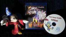 "Disney World's ""Wishes Fireworks"" in  Blu-Ray"