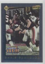 1999 Collector's Edge Supreme Super Bowl Xxxiii Supremacy /500 Chris Chandler
