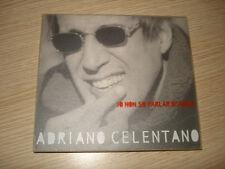 CD ADRIANO CELENTANO IO NON SO PARLAR D'AMORE