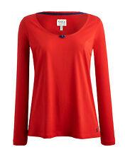 JOULES Shirt rot mit blauer Schleife Gr.34 - 44 NEU