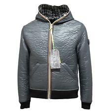 2919N giubbotto uomo SHOCKLY reversibile jacket coat man reversible