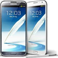 Samsung Galaxy Note 2 GT-N7100 16GB Marble White/Grey (Unlocked) Smartphone