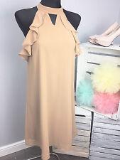True Decadence Tall Frill Sleeve Shift Dress (AS-35/11)