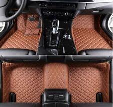 For Dodge Charger Challenger Journey 2009-2018 luxury waterproof floor mats