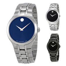 Movado Men's Steel Watch - Choose color