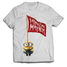Minion Mayhem White Minions T-Shirt