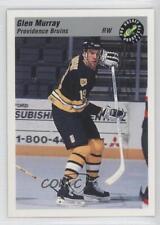 1993 Classic Pro Hockey Prospects #89 Glen Murray Boston Bruins Providence (AHL)