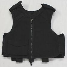 Ex Police Black Highmark Body Armour Cover Tac Vest !COVER ONLY! HMC01