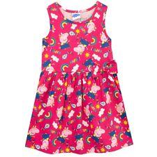 Peppa Pig Dress | Girls Peppa Pig Dress | Fabulous Peppa Pig Flare Dress | NEW