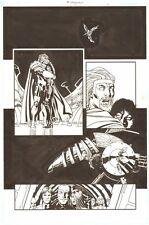 Establishment #13 p.7 Eucrastia: the Last Living Vampire art by Charlie Adlard Comic Art
