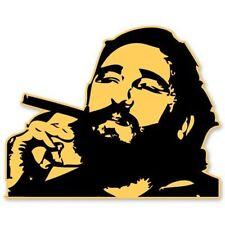 Fidel Castro Car Vinyl Sticker - SELECT SIZE