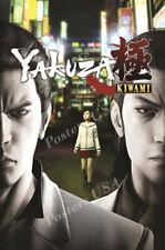 RGC Huge Poster - Yakuza Kiwami PS4 XBOX ONE - NVG235