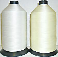 resistente fissato NYLON FILO ANNI '40, 6000mtr, Crudo Bianco/OPTARE Bianco