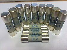 SIBA 50 179 06 10 x 38 mm dmi fusible-choisissez votre évaluation-type gr 690V 5017906