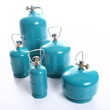 Widerbefüllbare Gasflasche Propan-Butan Umfüllschlauch 1,5m oder 5m Adapter