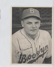 1941 Brooklyn Dodgers Picture Pack #JOVO Joe Vosmik Rookie Baseball Card