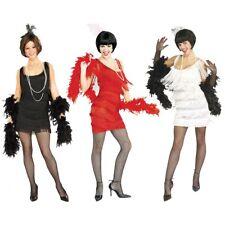 Flapper Roaring 20's 1920s Costume Halloween Fancy Dress