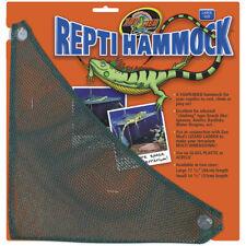 Zoo Med Repti Hammock climbing perch for lizards snakes