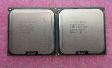 Matching pair(2) Intel Xeon X5365 3GHz Quad-Core Processors Socket 771 SLAED CPU