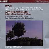 Bach: Violin Concertos by Johann Sebastian Bach, Arpad Gerecz, Edo de Waart, Ne