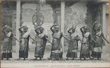 1909 Postcard: Gustav Hagenbeck's Indien/Indian Performing Act/Circus