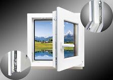Kellerfenster Kunststoff Fenster Dreh Kipp Breite 40 , 45 , 50, 55 cm  QUALITÄT