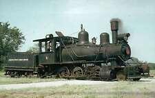 Louisiana Cypress Lumber Co 2-6-0 Mogul #2, Steamer --- Railroad Train Postcard