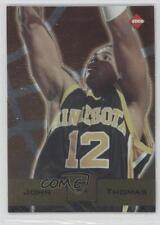 1997-98 Collector's Edge 24 John Thomas Minnesota Golden Gophers Basketball Card