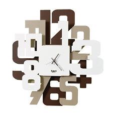 ARTI E MESTIERI orologio da parete SITTER in metallo verniciato