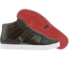 $195 Supra Premium Indy NS black pony fur skytop Men skate Fashion Sneakers