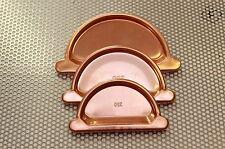 1 St Kupfer-Dachrinne Kupferumantelt  kurze Ausführung Rinnenhalter