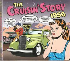 THE CRUISIN STORY 1956 - 2 CD BOX SET - DON'T BE CRUEL, TUUTI FRUTTI & MORE