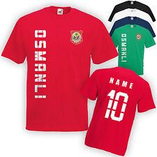 Osmanli T-Shirt Trikot incl. Name & Nummer S M L XL XXL
