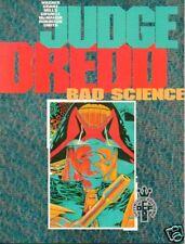 JUDGE DREDD :: BAD SCIENCE