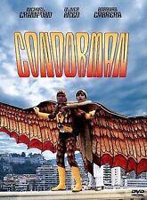 Condorman NEW DVD 1981 Adventure, Disney, Michael Crawford, Oliver Reed, Barbara