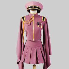 Vocaloid 2 senbonzakura Miku Cosplay costume Kostüm Kimono Amy Uniform Peruecke