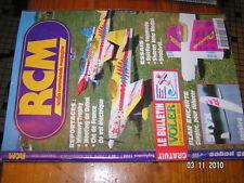RCM n°209 Plan encarté Simplet Stix Spitfire
