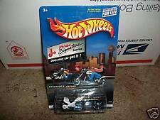2000 HOT WHEELS--JIFFY LUBE--BLAST LANE MOTORCYCLE (NEW)