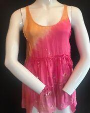 BRAND NEW ALLSAINTS Ombré Silk Vest! RRP £95 UK Size 6 & 8