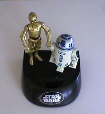 STAR WARS C3PO/R2-D2 ELECTRIC TALKING BANK