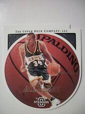 2003-04 UPPER DECK STANDING O  RAY ALLEN # 73 SONICS !!  BOX 33