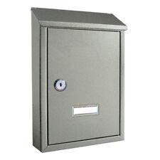 Cassetta posta ALUBOX PRIMA lamiera elettrozincata e verniciata per esterno